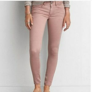 American eagle super stretch jeggings